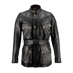 Vêtements de moto Knockhill Leather by Belstaff