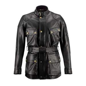 Motorkledij Knockhill Leather by Belstaff
