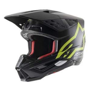 Motorcycle helmets S-M5 by Alpinestars