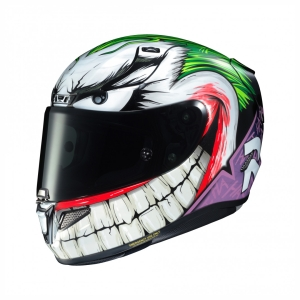 Motorcycle helmets RPHA 11 Joker DC Comics by HJC