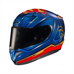 Motorhelm RPHA 11 Superman DC Comics by HJC