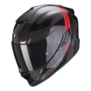 Motorhelm EXO 1400 Air Carbon Drik by Scorpion