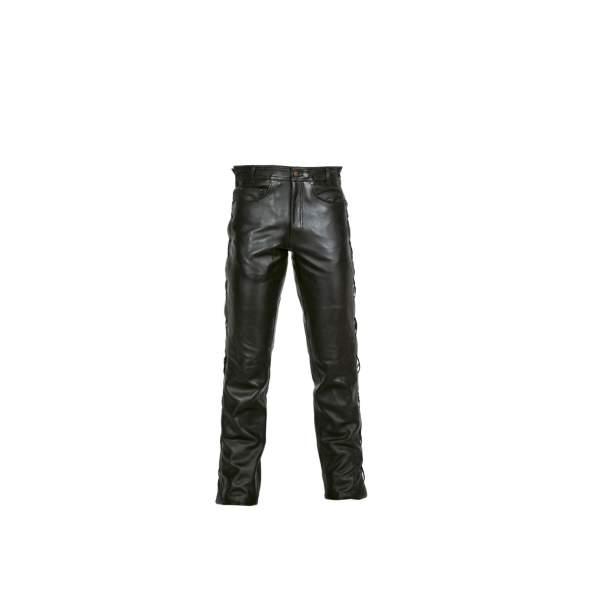 Motorkledij Jeans leder Laces by G&F