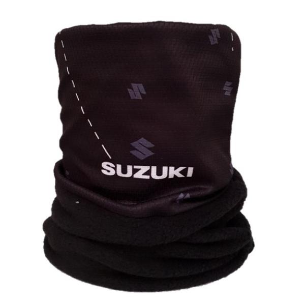 Motorkledij Buff Fleece Suzuki by DIVWP