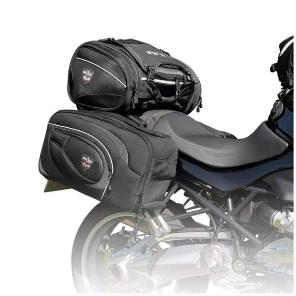 Motorbagage Tail tas / Rear Seat by Büse