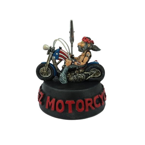Geschenken Motorclip Q2-7 (8 cm) by Booster Cadeau