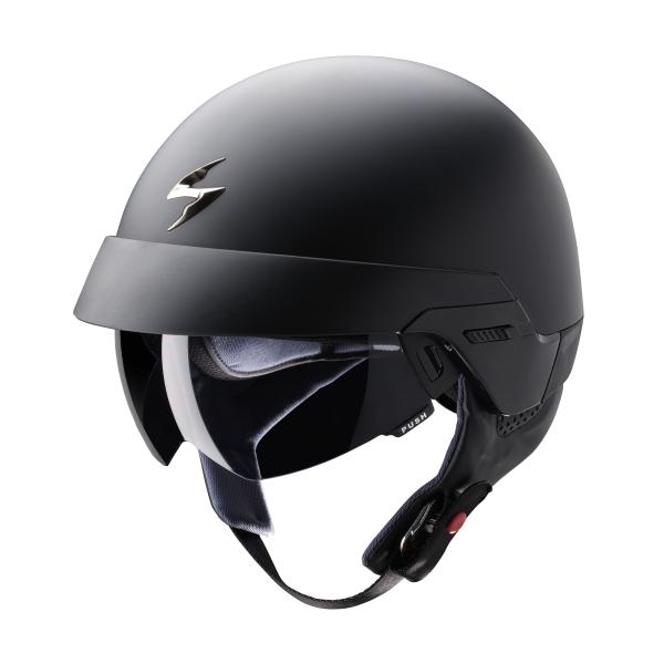 Motorhelmen EXO 100 Solid by Scorpion