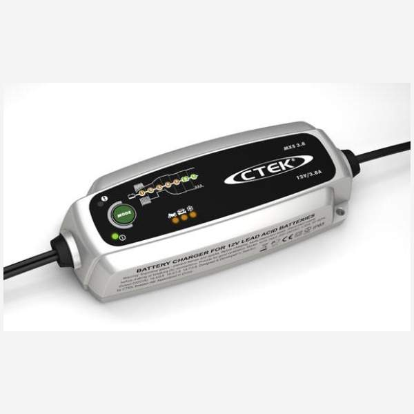 Motoraccessoires Batterijlader MXS 3.8 12V by CTEK