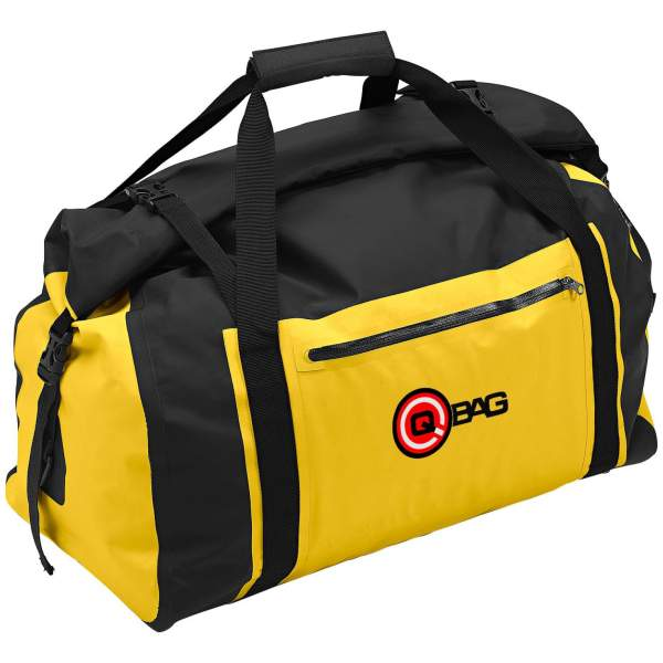 Motorbagage Rolle waterdicht 65L by Q-Bag