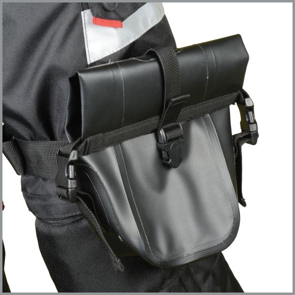 Motorbagage Legbag Blade 4L by Booster