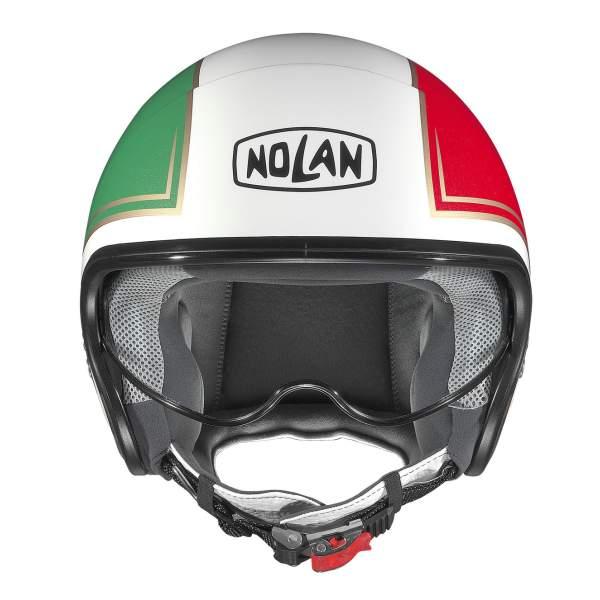 Motorhelmen N21 Tricolore by Nolan