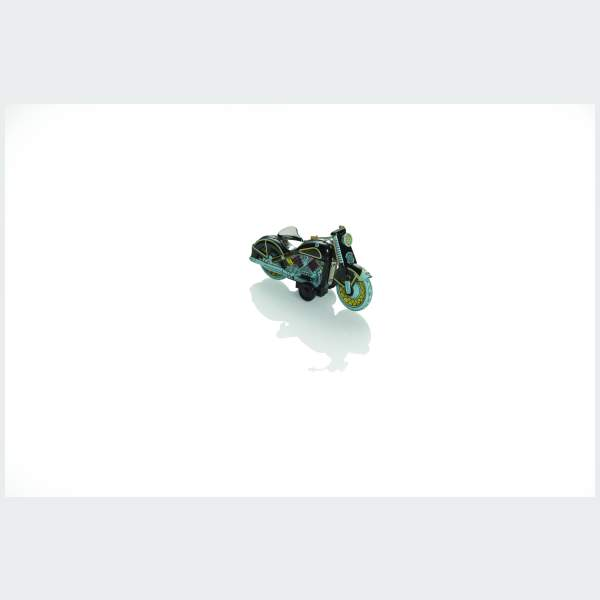 Geschenken Tin Motorbike 1 by Booster Cadeau
