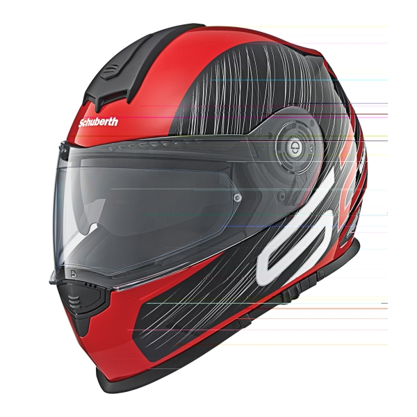 S2 Sport Drag by Schuberth