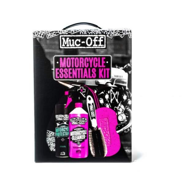 Onderhoudsproducten Bike Care Essentials Kit by Muc-off