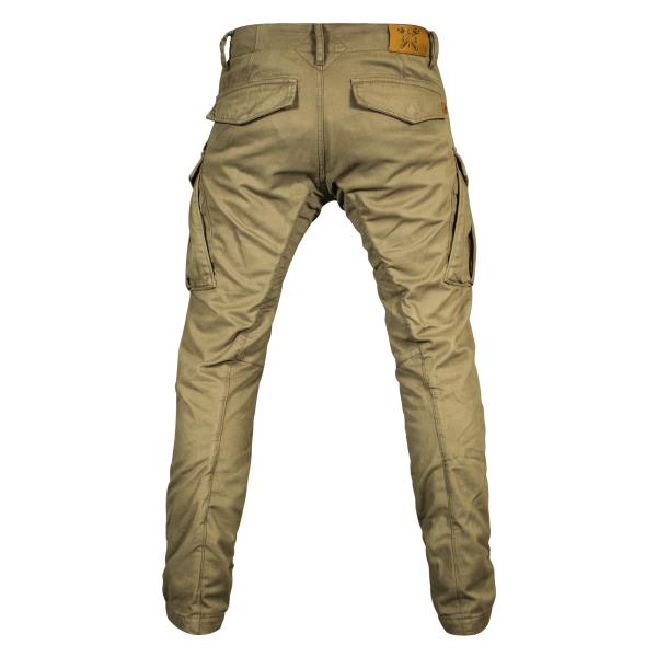 Vêtements de moto Cargo Stroker Kevlar XTM by John Doe