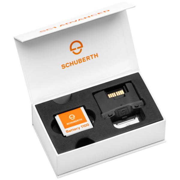 Communicatie SC1 advanced C4/R1 by Schuberth