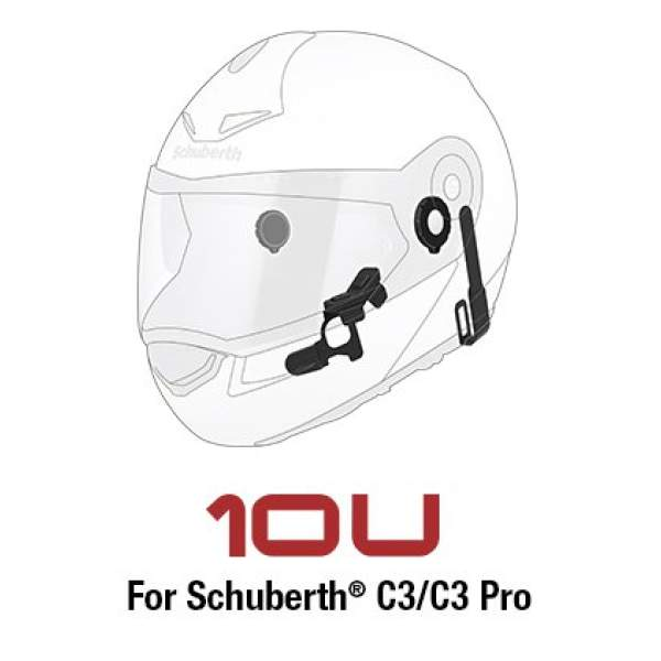 Communicatie SC10U C3/C3 Pro/E1 by Schuberth