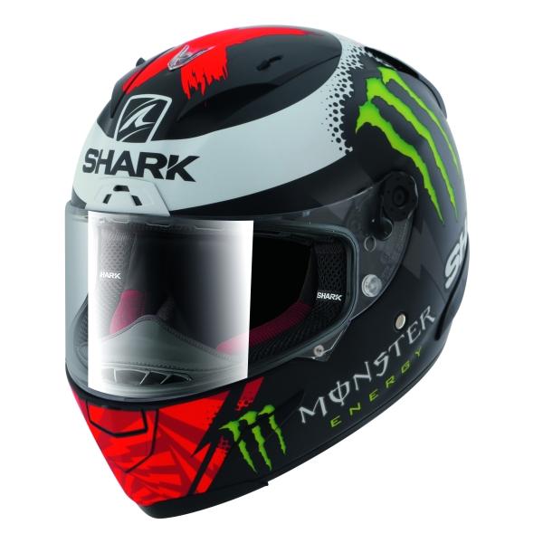 Motorhelmen Race-R Pro Lorenzo Monster by Shark