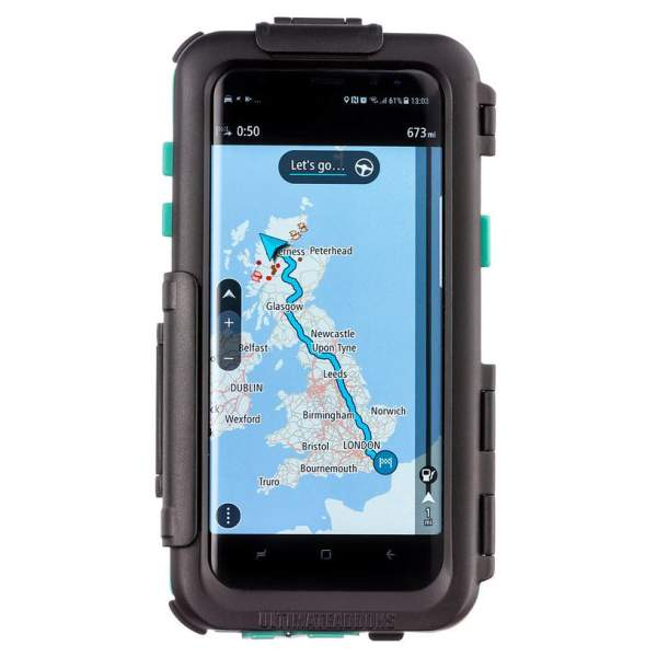 GPS / Mobile phone Tough WP Mount Case S8 Samsung by Ultimate Addons