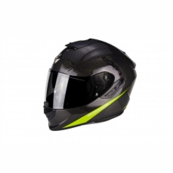 Motorhelmen EXO 1400 Air Carbon Pure by Scorpion