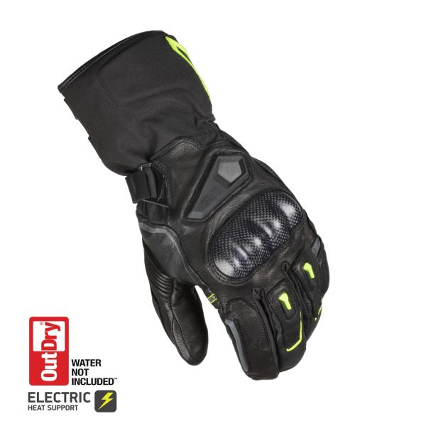 Verwarmde handschoenen Neutron Heated RTX Verwarmd by Macna