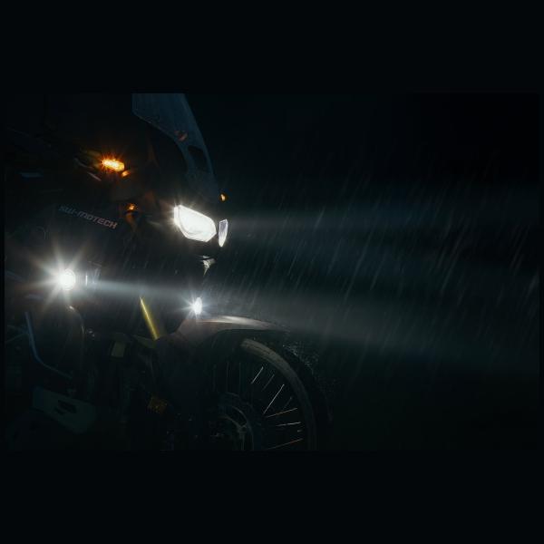 Motor toebehoren Evo High Beam Light by SW Motech