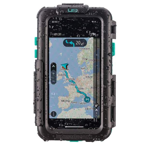 GPS / GSM Mount Case Iphone X8 by Ultimate Addons