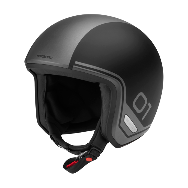 Motorhelmen O1 Era by Schuberth