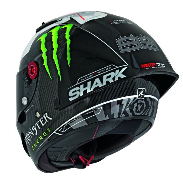 Motorhelmen Race-R Pro GP Lorenzo Carbon by Shark
