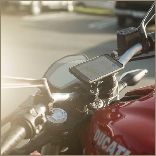 GPS / GSM SP Moto Bundle Iphone X/XS by SP Moto