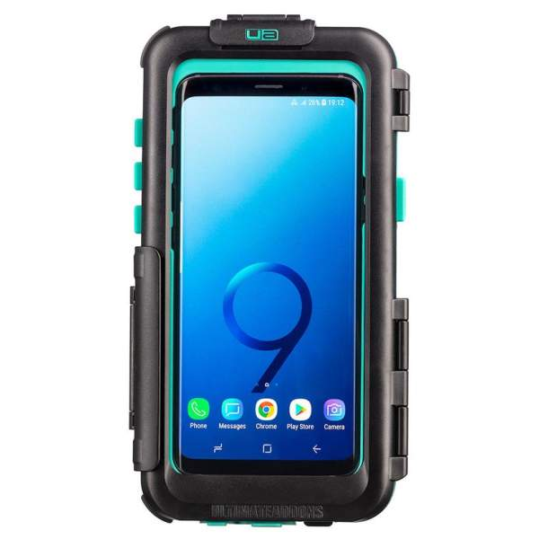 GPS / Mobile phone Tough WP Mount Case S9 Samsung by Ultimate Addons