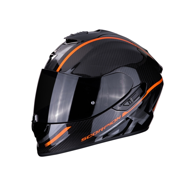 Motorhelmen EXO 1400 Air Carbon Grand by Scorpion