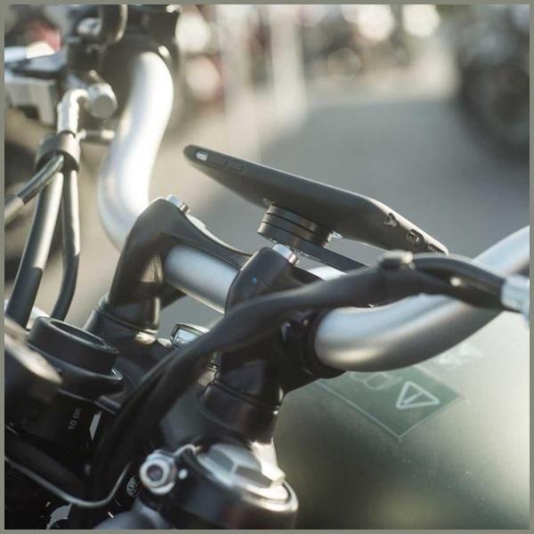 GPS / GSM SP Moto Bundle Iphone XS Max by SP Moto