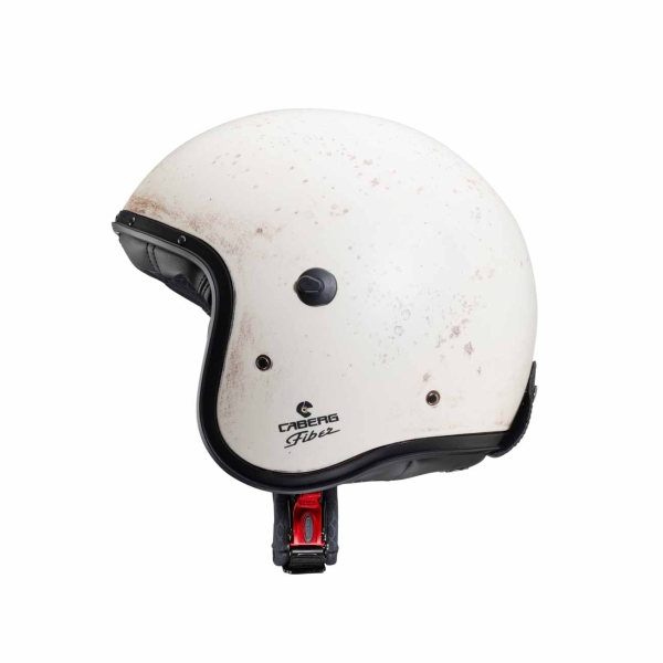 Jethelm Jet Freeride Old White by Caberg