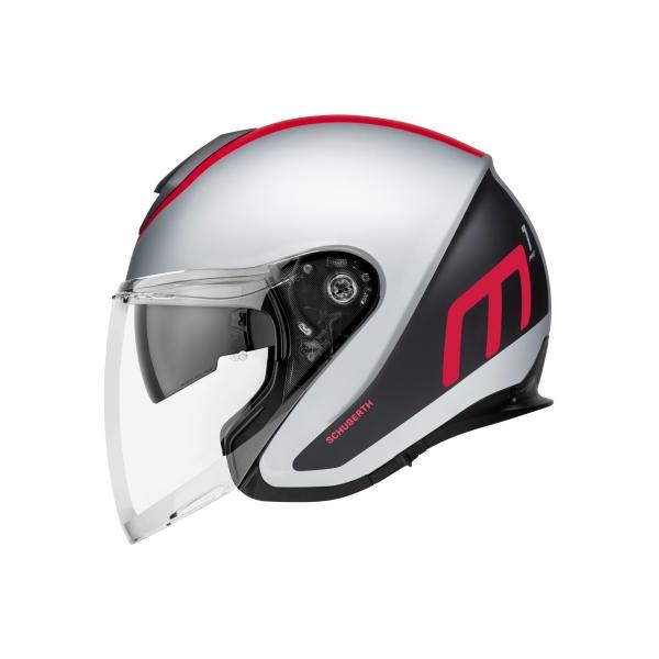 Motorhelmen M1 Pro Triple by Schuberth