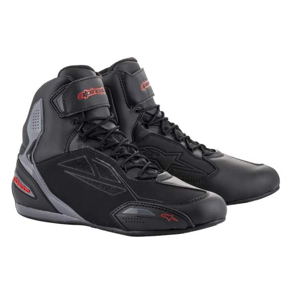 Motorcycle shoes Faster 3 Drystar by Alpinestars