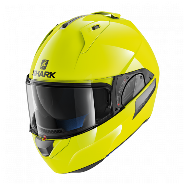 Motorhelmen Evo One 2 Hi Visibility by Shark
