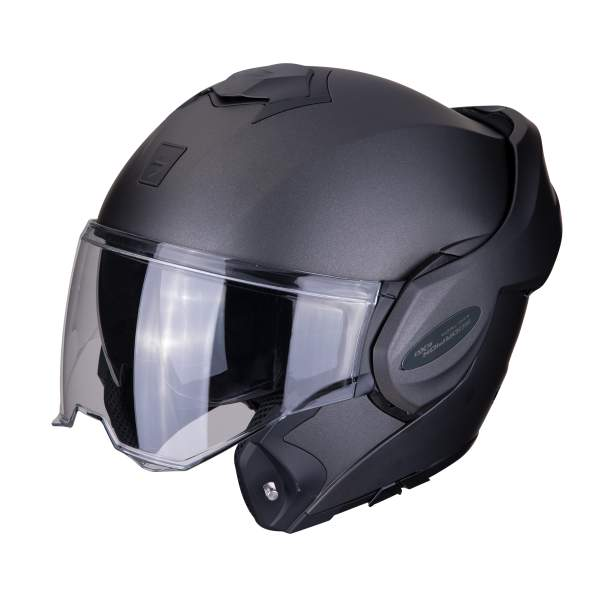 Systeemhelm EXO Tech Solid by Scorpion