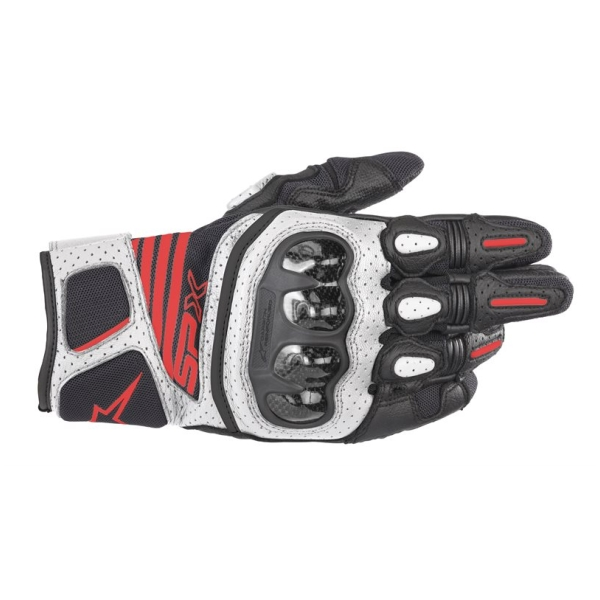 Motorcycle gloves SP X Air Carbon V2 by Alpinestars