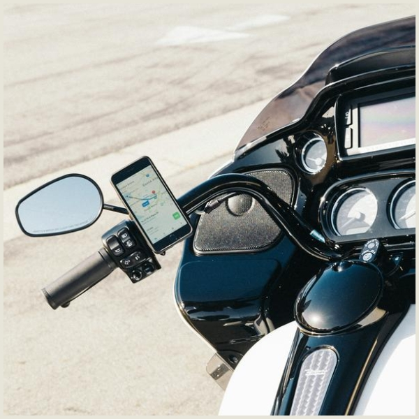 GPS / GSM SP Clutch Mount by SP Moto