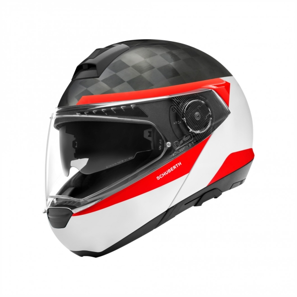 Systeemhelm Helm C-4 Pro Carbon Delta by Schuberth