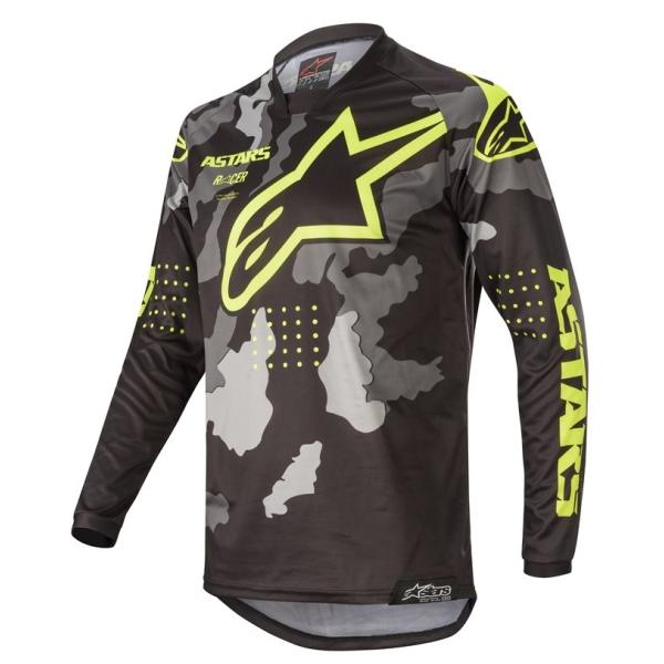Motocross Racer Tactical Jersey by Alpinestars
