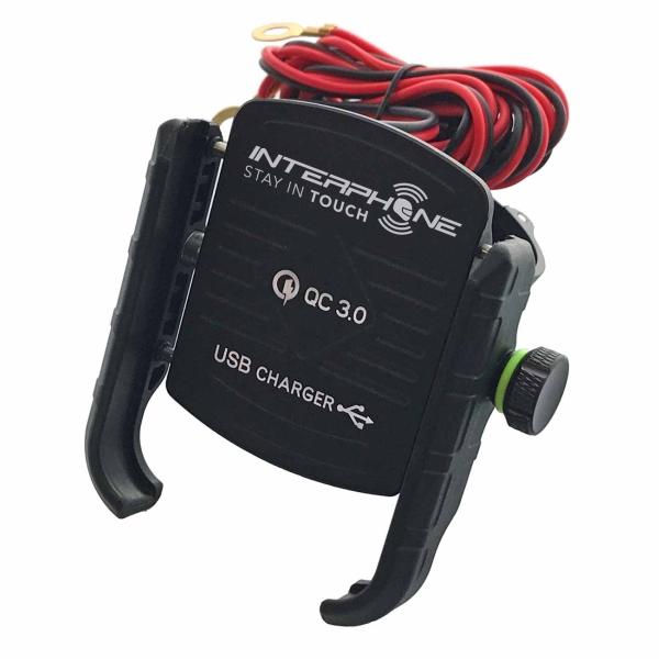 GPS / GSM ACC Motocrab Evo USB by Interphone