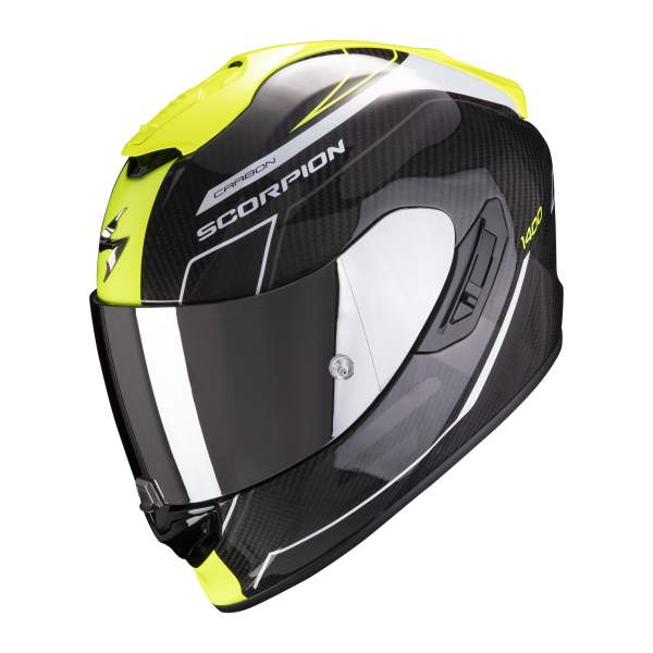 Motorhelmen EXO 1400 Air Carbon Beaux by Scorpion