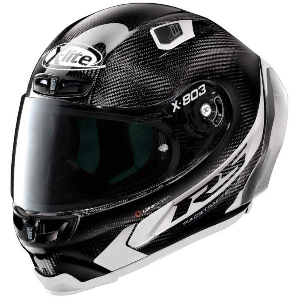 Motorhelmen X-803 RS Hot Lap by X-Lite