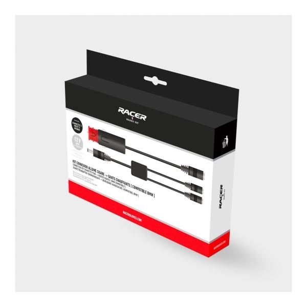 Verwarmde handschoenen Racer Kit Cigar Plug by Racer