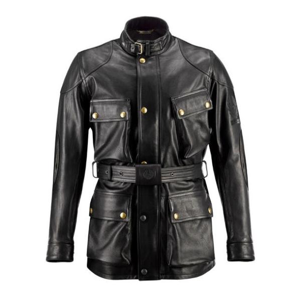 Motorkledij Knockhill Leather by Belstaff