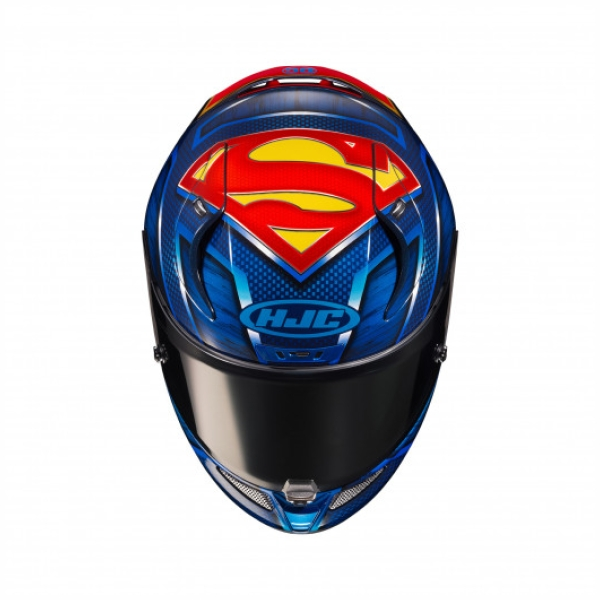 Motorhelmen RPHA 11 Superman DC Comics by HJC