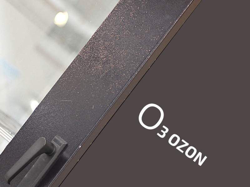 Ozon desinfectie kast